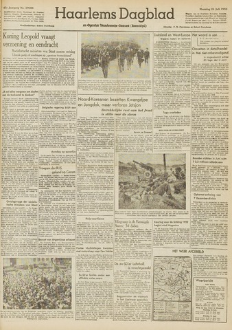 Haarlem's Dagblad 1950-07-24