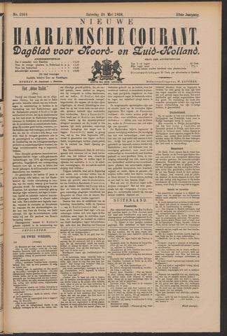 Nieuwe Haarlemsche Courant 1898-05-28