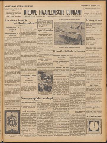 Nieuwe Haarlemsche Courant 1933-03-28