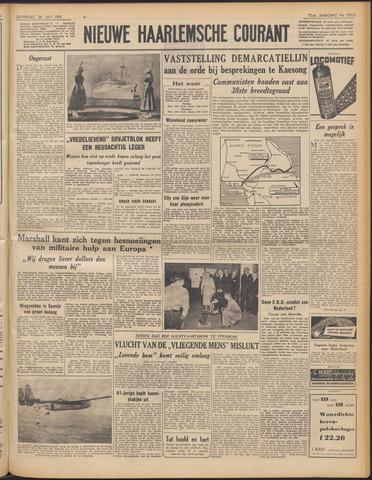 Nieuwe Haarlemsche Courant 1951-07-28