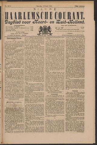 Nieuwe Haarlemsche Courant 1898-06-18
