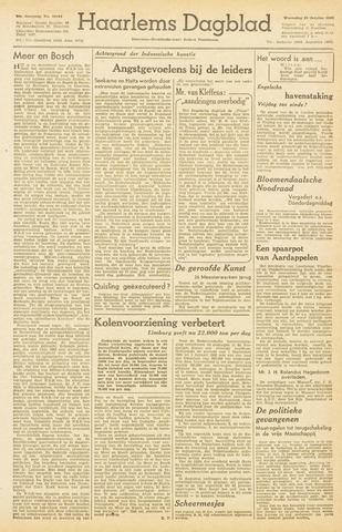 Haarlem's Dagblad 1945-10-24