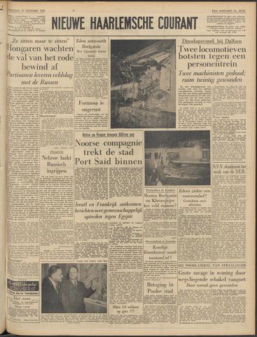 Nieuwe Haarlemsche Courant 1956-11-21