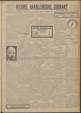 Nieuwe Haarlemsche Courant 1924-01-23