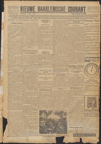 Nieuwe Haarlemsche Courant 1927-11-02