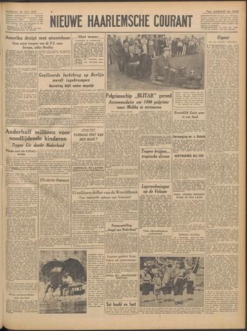 Nieuwe Haarlemsche Courant 1949-07-30