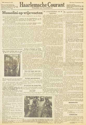 Haarlemsche Courant 1943-09-13