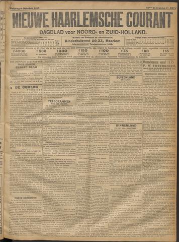 Nieuwe Haarlemsche Courant 1915-10-08