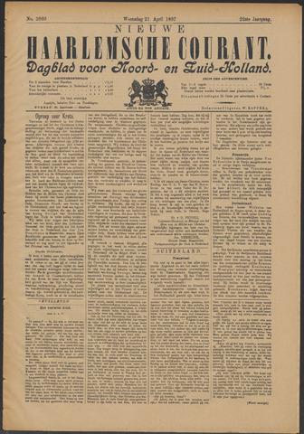 Nieuwe Haarlemsche Courant 1897-04-21