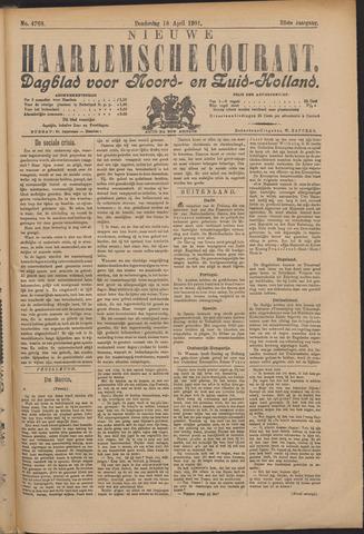 Nieuwe Haarlemsche Courant 1901-04-18