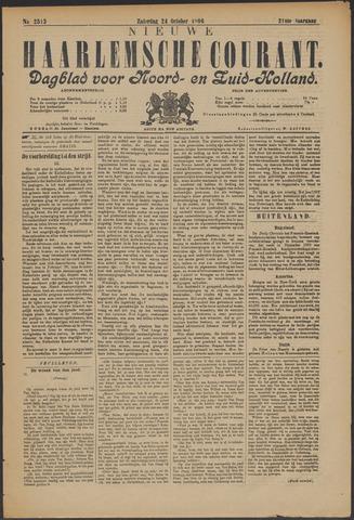 Nieuwe Haarlemsche Courant 1896-10-24