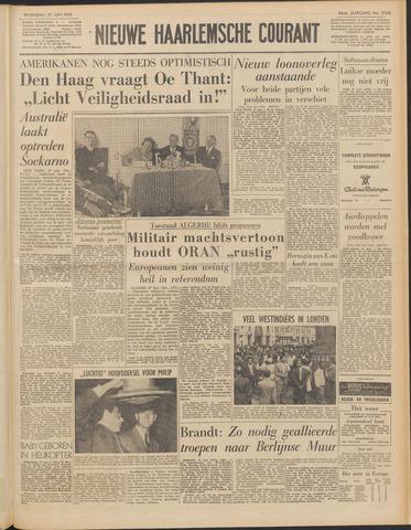 Nieuwe Haarlemsche Courant 1962-06-27