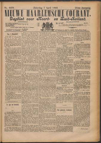 Nieuwe Haarlemsche Courant 1906-04-07