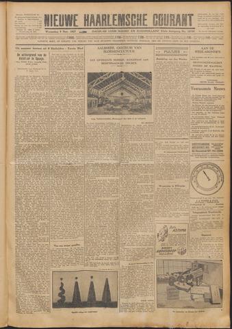 Nieuwe Haarlemsche Courant 1927-11-09