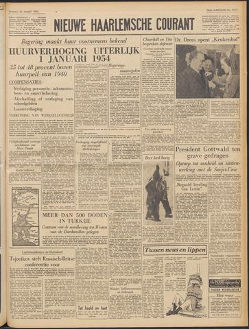 Nieuwe Haarlemsche Courant 1953-03-20