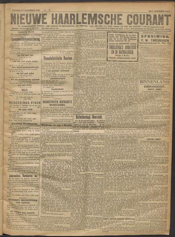 Nieuwe Haarlemsche Courant 1918-12-20