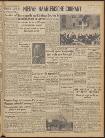 Nieuwe Haarlemsche Courant 1948-02-12
