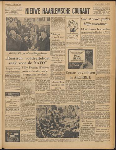 Nieuwe Haarlemsche Courant 1963-10-07