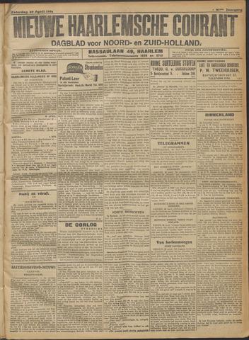 Nieuwe Haarlemsche Courant 1916-04-29