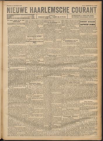 Nieuwe Haarlemsche Courant 1920-10-15