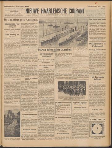 Nieuwe Haarlemsche Courant 1935-07-23