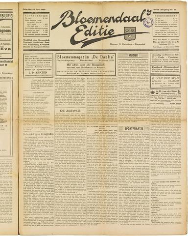 Bloemendaal's Editie 1928-04-28