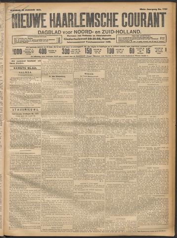 Nieuwe Haarlemsche Courant 1912-01-23
