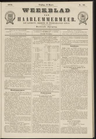 Weekblad van Haarlemmermeer 1872-03-08