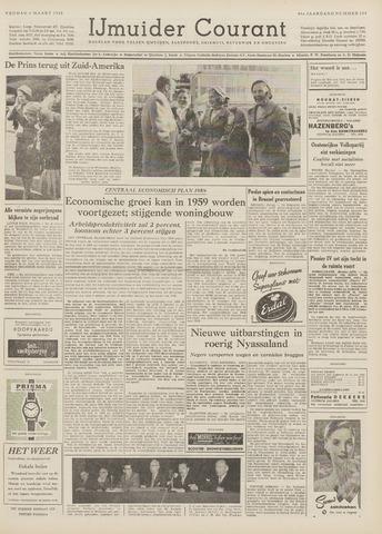 IJmuider Courant 1959-03-06