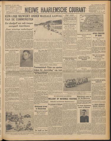 Nieuwe Haarlemsche Courant 1950-07-17