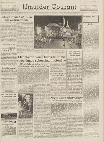 IJmuider Courant 1959-05-25