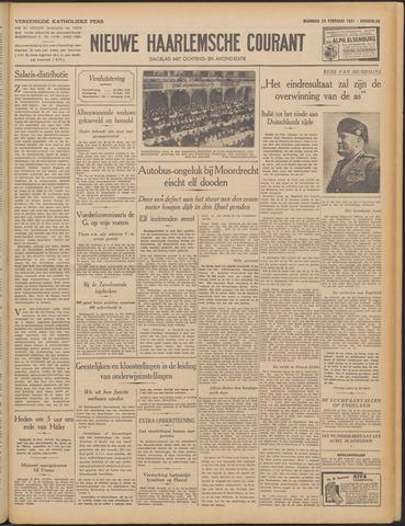 Nieuwe Haarlemsche Courant 1941-02-24
