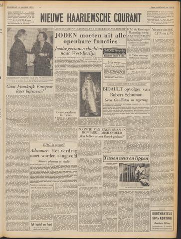 Nieuwe Haarlemsche Courant 1953-01-08