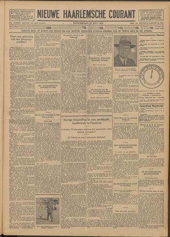 Nieuwe Haarlemsche Courant 1929-07-25