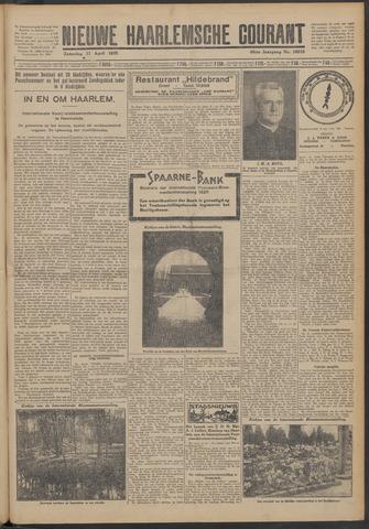 Nieuwe Haarlemsche Courant 1925-04-11