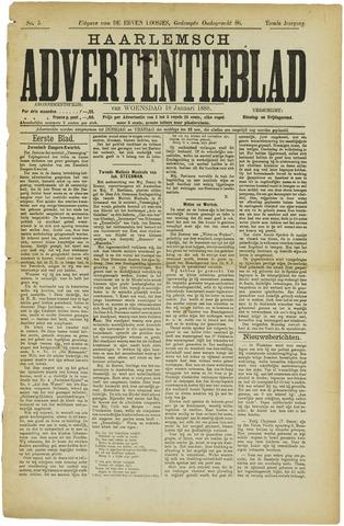 Haarlemsch Advertentieblad 1888-01-18