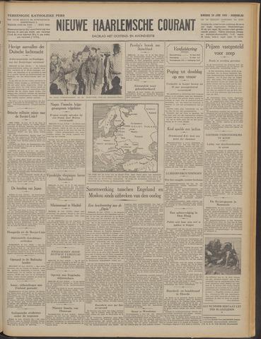Nieuwe Haarlemsche Courant 1941-06-24