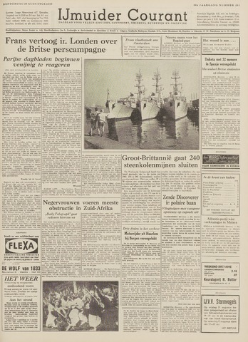 IJmuider Courant 1959-08-20