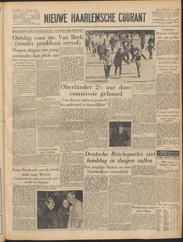 Nieuwe Haarlemsche Courant 1960-01-11