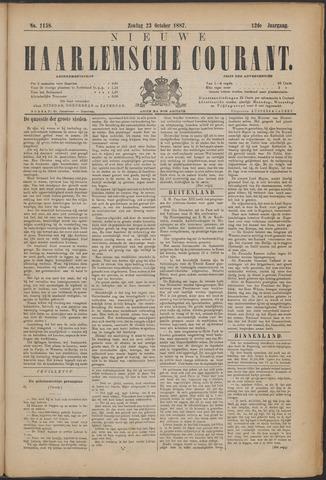 Nieuwe Haarlemsche Courant 1887-10-23