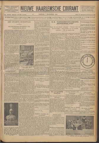 Nieuwe Haarlemsche Courant 1928-12-07