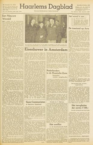 Haarlem's Dagblad 1945-10-08
