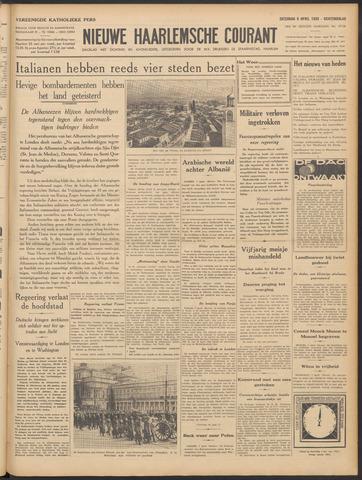 Nieuwe Haarlemsche Courant 1939-04-08