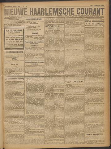 Nieuwe Haarlemsche Courant 1919-03-18