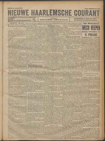 Nieuwe Haarlemsche Courant 1921-01-18