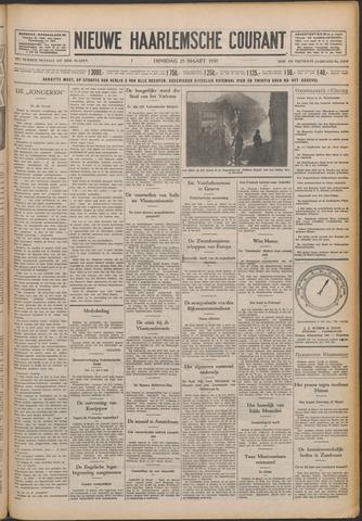 Nieuwe Haarlemsche Courant 1930-03-25