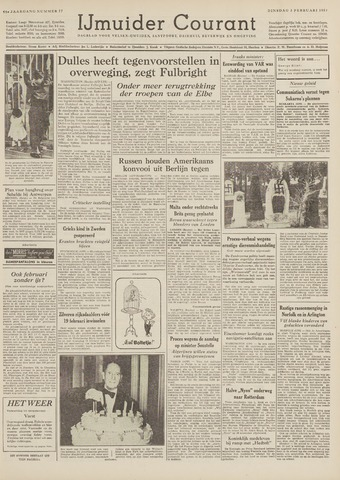IJmuider Courant 1959-02-03