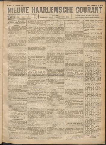Nieuwe Haarlemsche Courant 1921-01-25