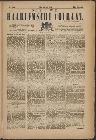 Nieuwe Haarlemsche Courant 1889-07-26