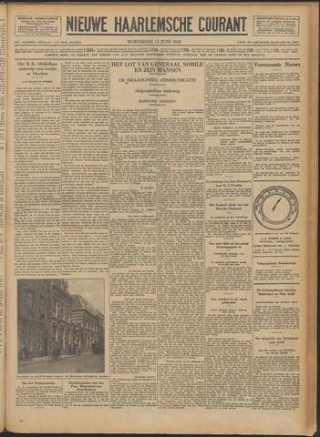 Nieuwe Haarlemsche Courant 1928-06-13